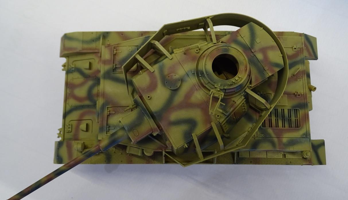 PzIV Ausf.J Tamiya 1/35° PzIV-7