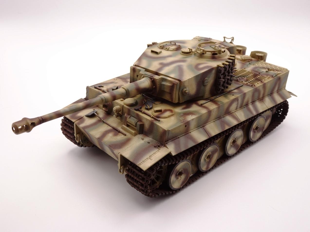 [Tamiya 1/35]  Tiger I mid production réf. 35194 Tigremid-1