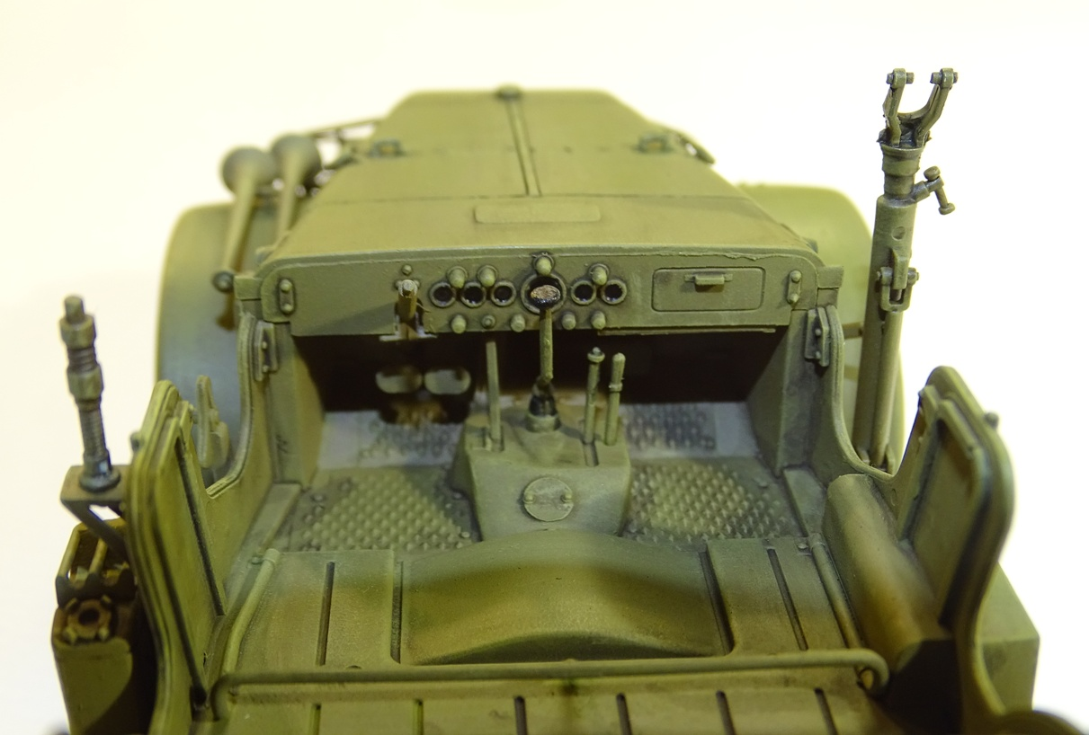 [AFV] DODGE 3/4 TON 4x4 WC57 / WC 56 PATTON 1/35ème Réf AF35S16 WC57-brush-5