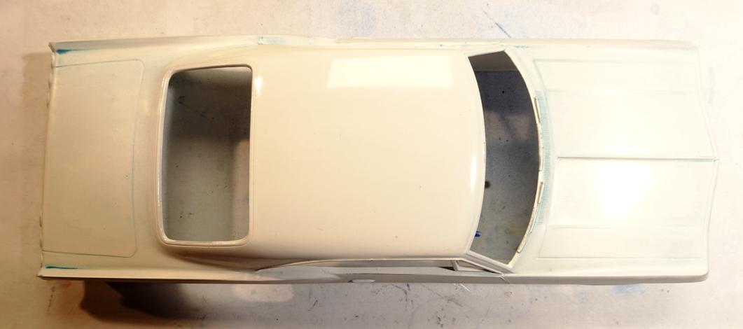 [Hasegawa 1/24] Chevrolet Impala (Série American 66) réf. CB-4 Impa-bain