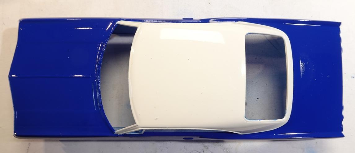 [Hasegawa 1/24] Chevrolet Impala (Série American 66) réf. CB-4 Impa-bleu2