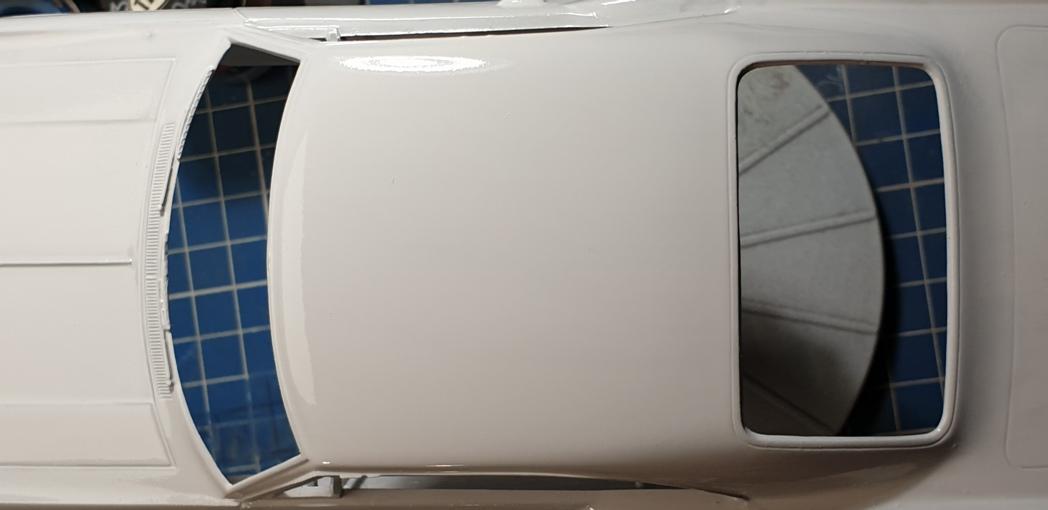 [Hasegawa 1/24] Chevrolet Impala (Série American 66) réf. CB-4 Impa-toit
