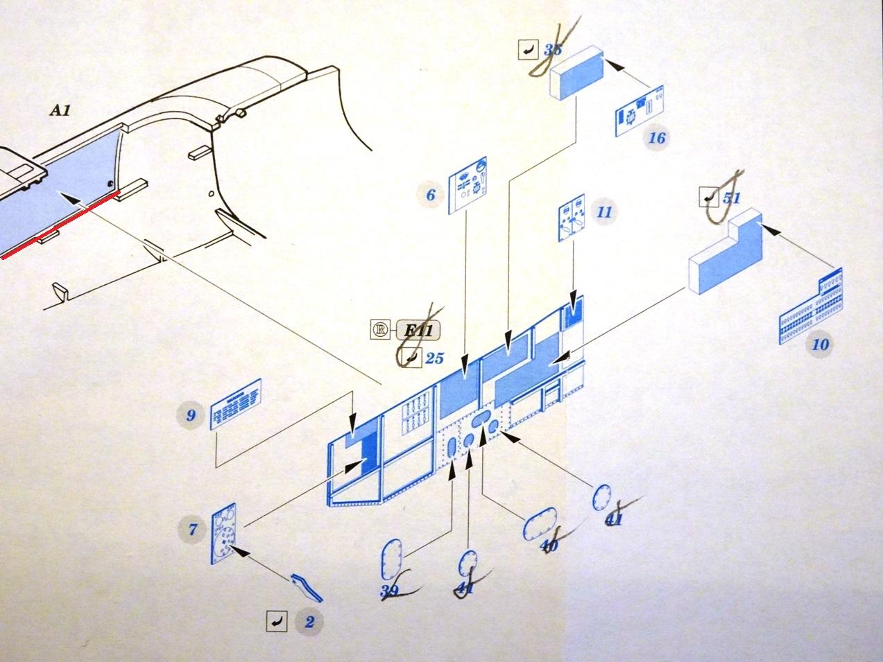 [HobbyBoss 1/32] Douglas A-26C Invader A26-0606-3